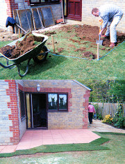 Garden Landscaping Services Doncaster, Swindon, Brigg and Hinckley