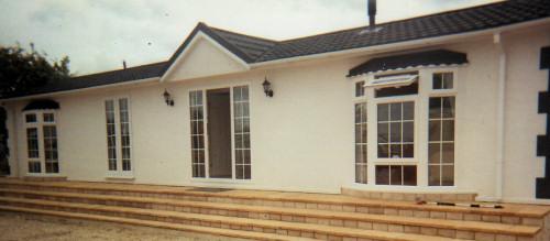 Park Home Refurbishments Mobilr Home Refurbs Decra Tile